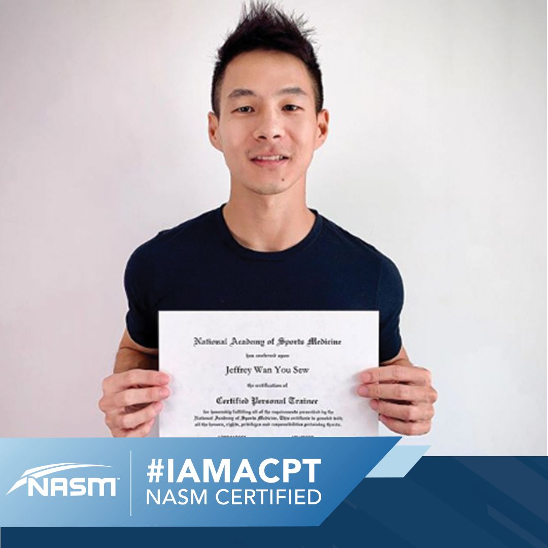 IAMACPT in 2020 Personal training programs, a
