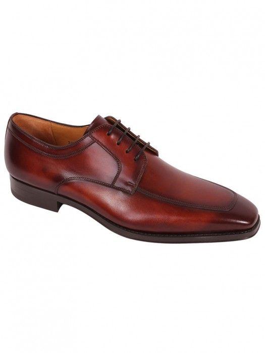 21b3a06d2d2 Magnanni Bruno Oxford in Cognac Business Shoes, Black Tie, Men's Shoes,  Dress Shoes