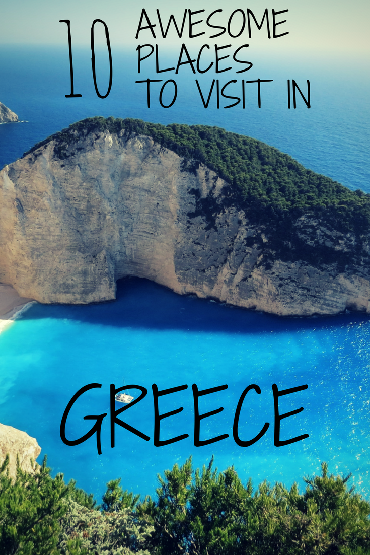10 awesome places to visit in greece beautiful places for Awesome places to vacation