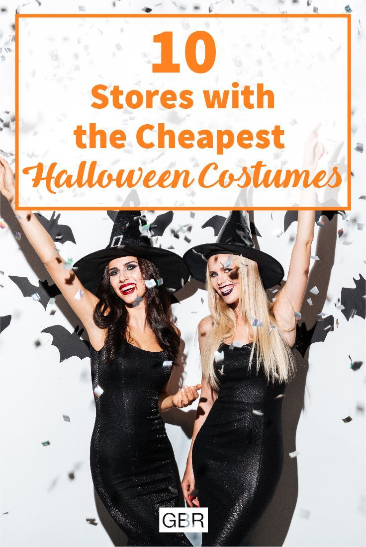 10 best stores for cheap halloween costumes | halloween costumes