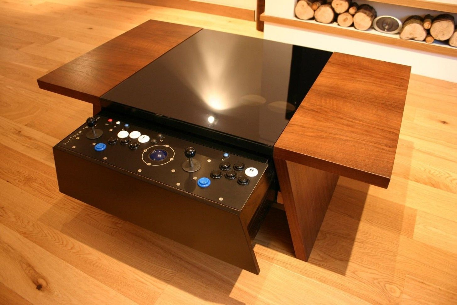 8 Ingenious Ways You Can Do With Coffee Table Under Xbox 8 Arcade Table Coffee Table Arcade Arcade Cabinet [ 970 x 1455 Pixel ]