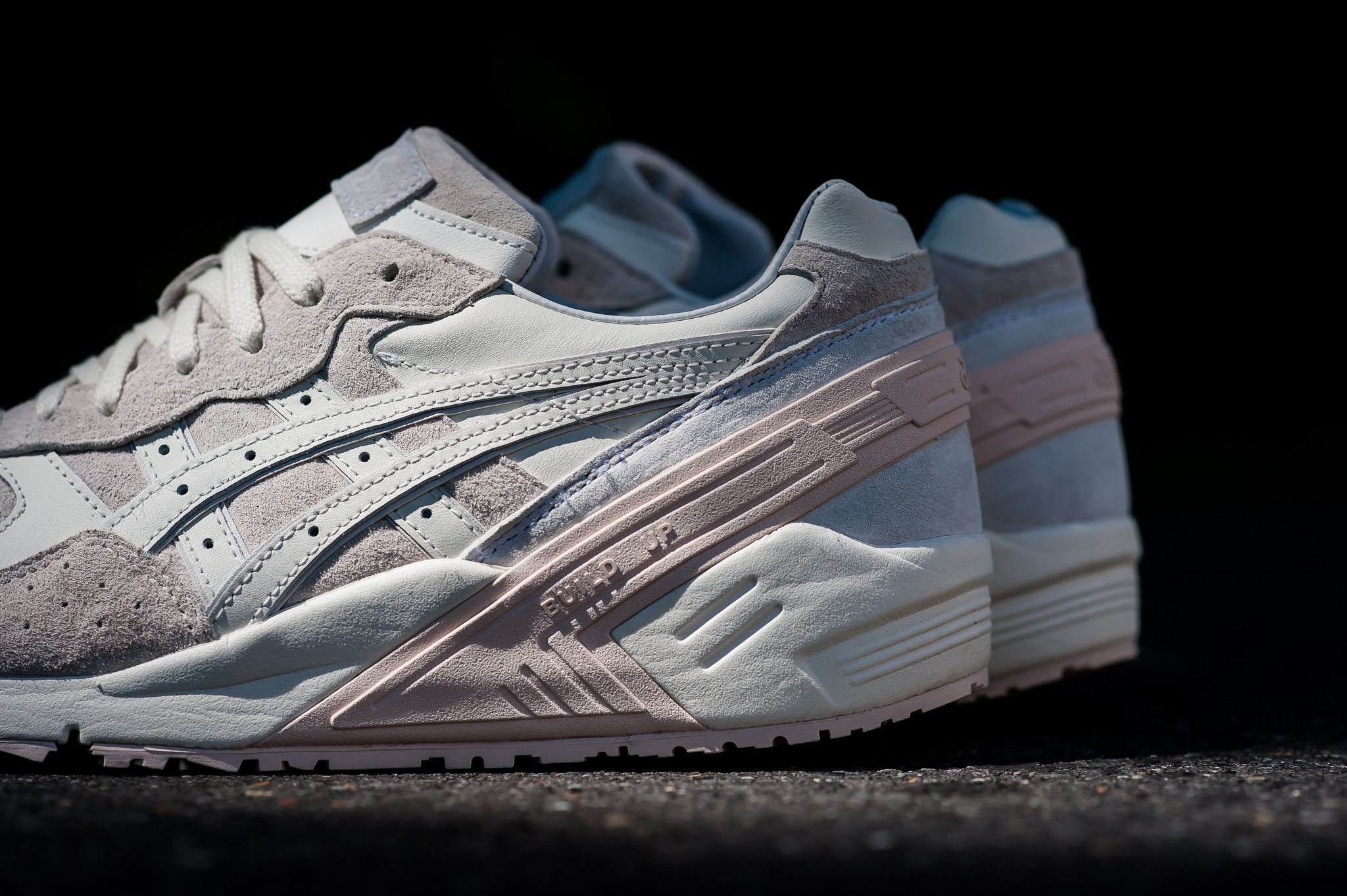competitive price 6c476 deaa6 cheap all white asics gel sight