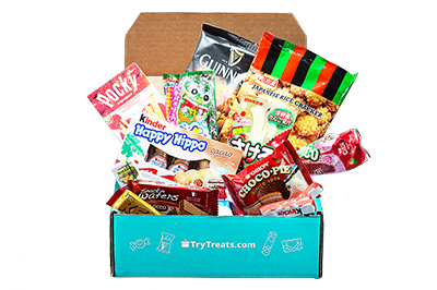 Try Treats |International Snack and Food Subscription Box