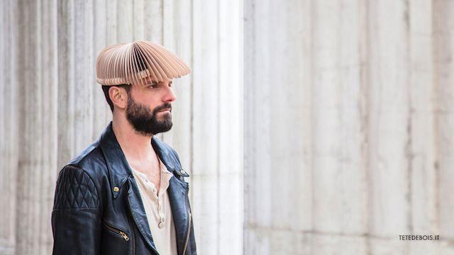 Sombrero madera