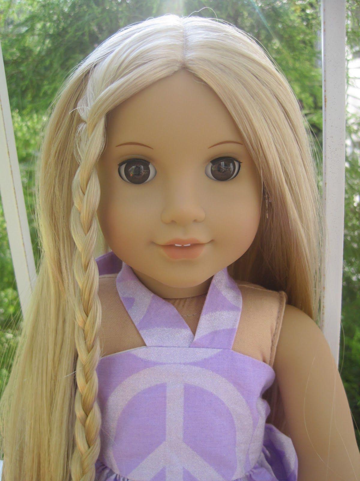 American Girl Doll Julie Albright in Original Box - F6306 ...  |American Doll Julie Albright