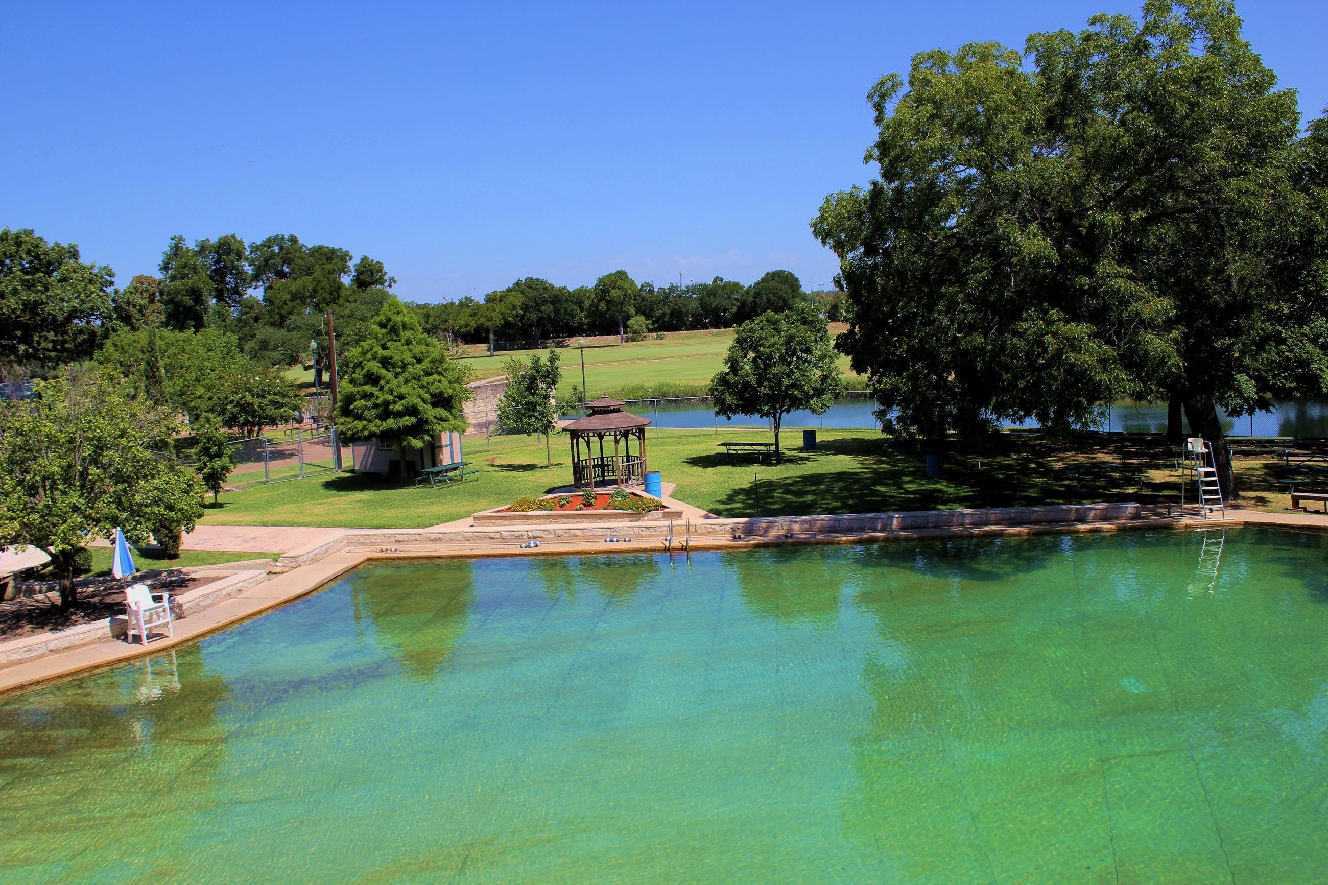 Hancock Springs Park Lampasas Tx Official Website Spring Park Lampasas Community Park