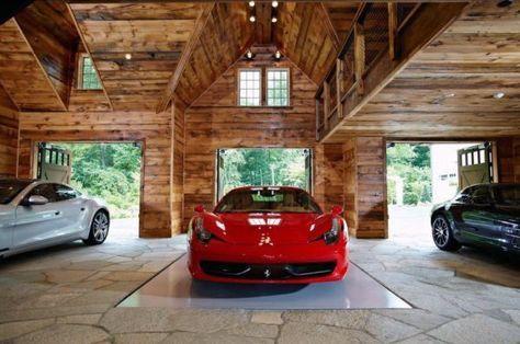 90 GarageBodenbelagIdeen für Männer Farbe, Fliesen und