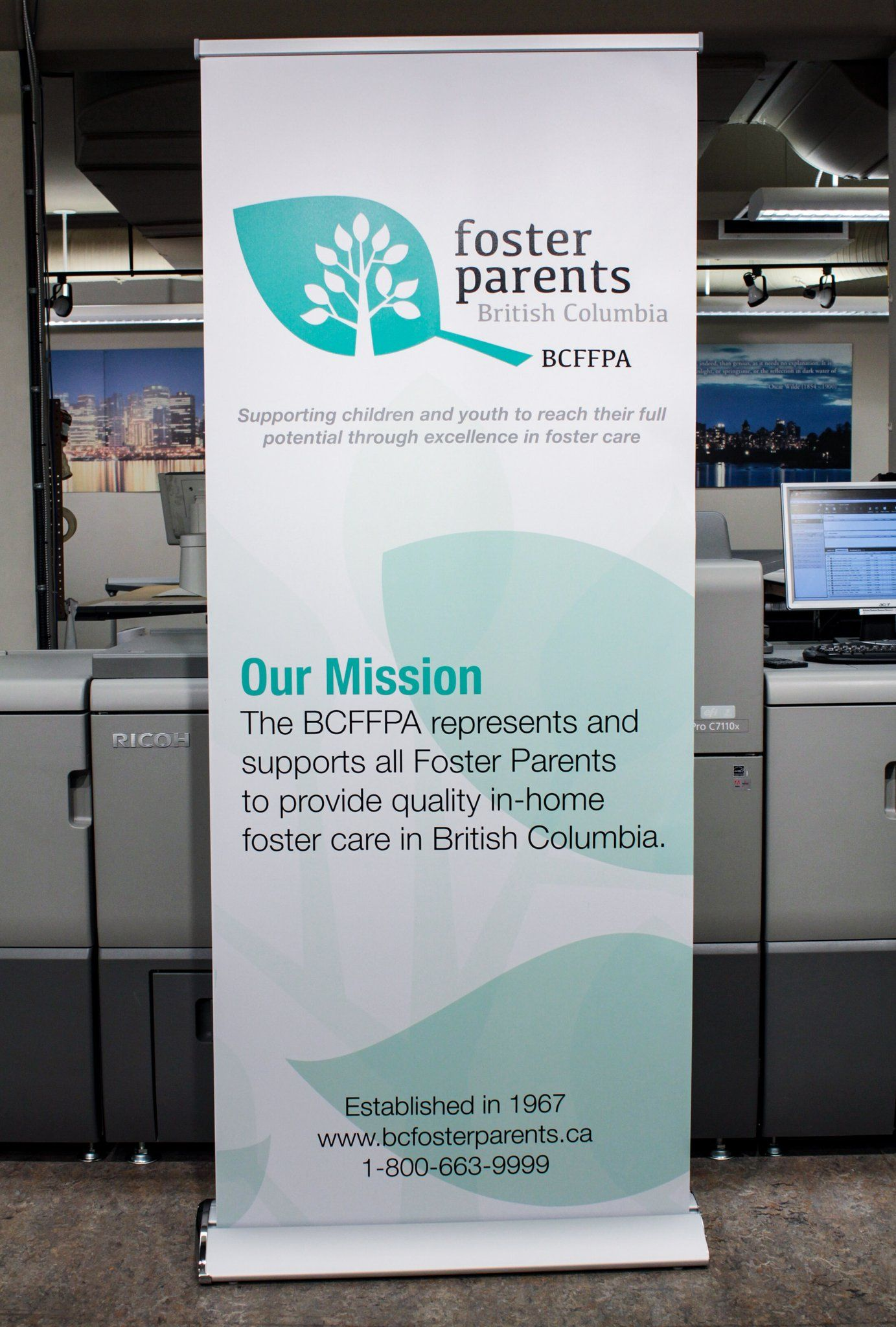 Linxprint Com On Pop Up Banner Foster Parenting Retractable Banner