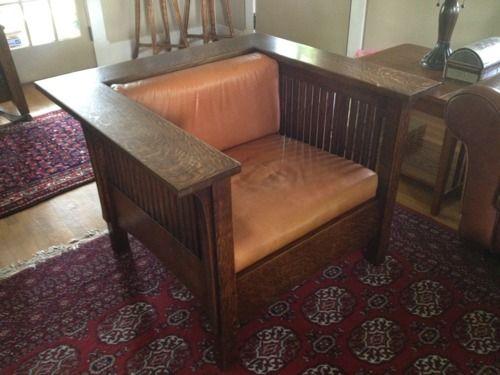 Stunning Warren Hile Studio Prairie Chair Bought On Portland