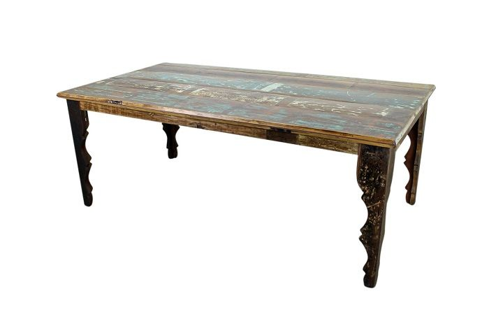 Rustic Dining Table for Classic Home Design : Classic Rustic Dining Table With Classic Old Style