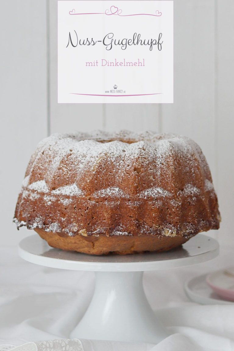 Photo of Dinkel Nuss-Gugelhupf | Miss Fancy – Rezepte für jeden Tag