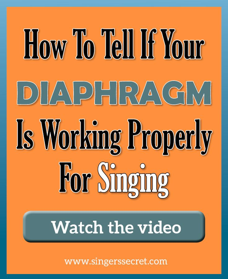 How To Tell If Your Diaphragm Is Working Properly For ...