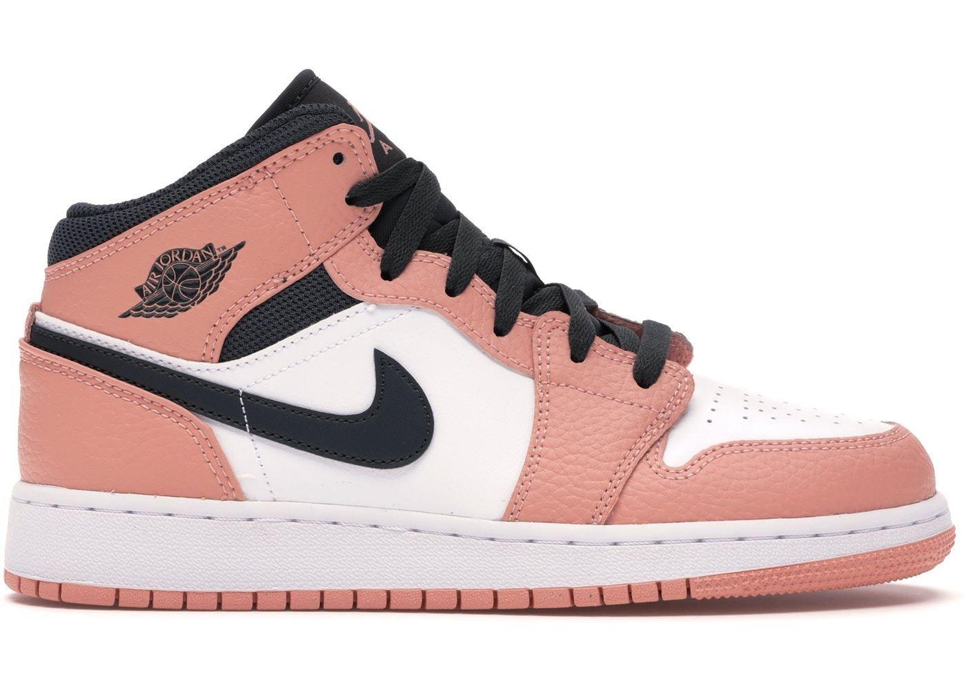 air jordan zapatillas nike mujer rosa
