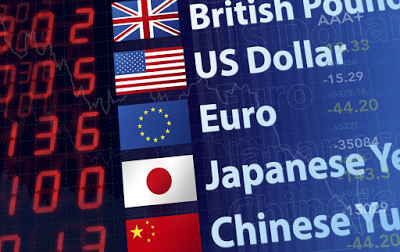 The Main Currencies That Are Traded On