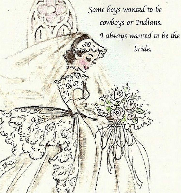 Tranny brides cartoons