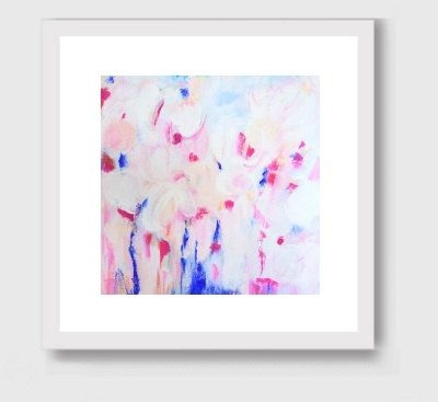 Abstract Painting Giclee Print Abstract Art by MhariArtPrints