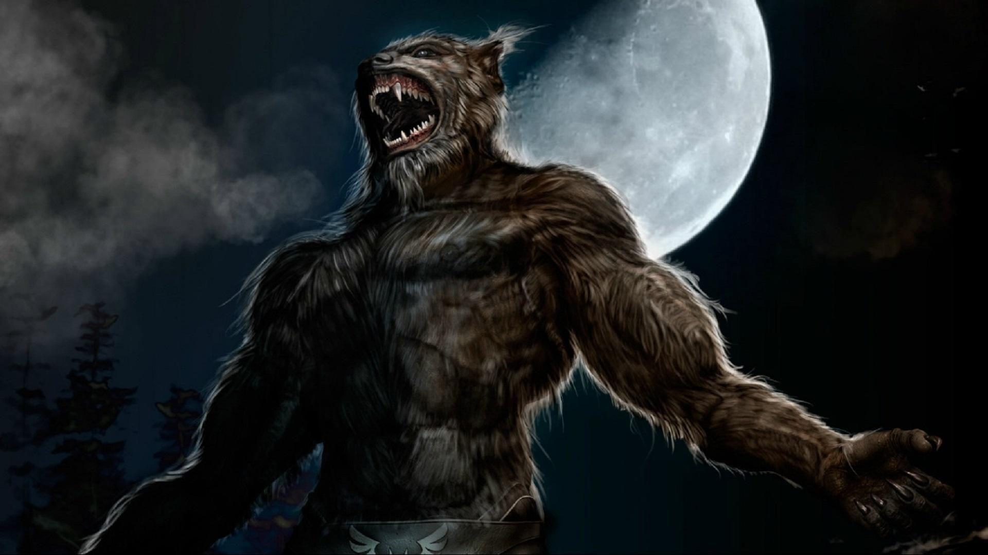 Werewolf Wallpaper 1920x1080 Wallpaper Werewolf Werewolf Art