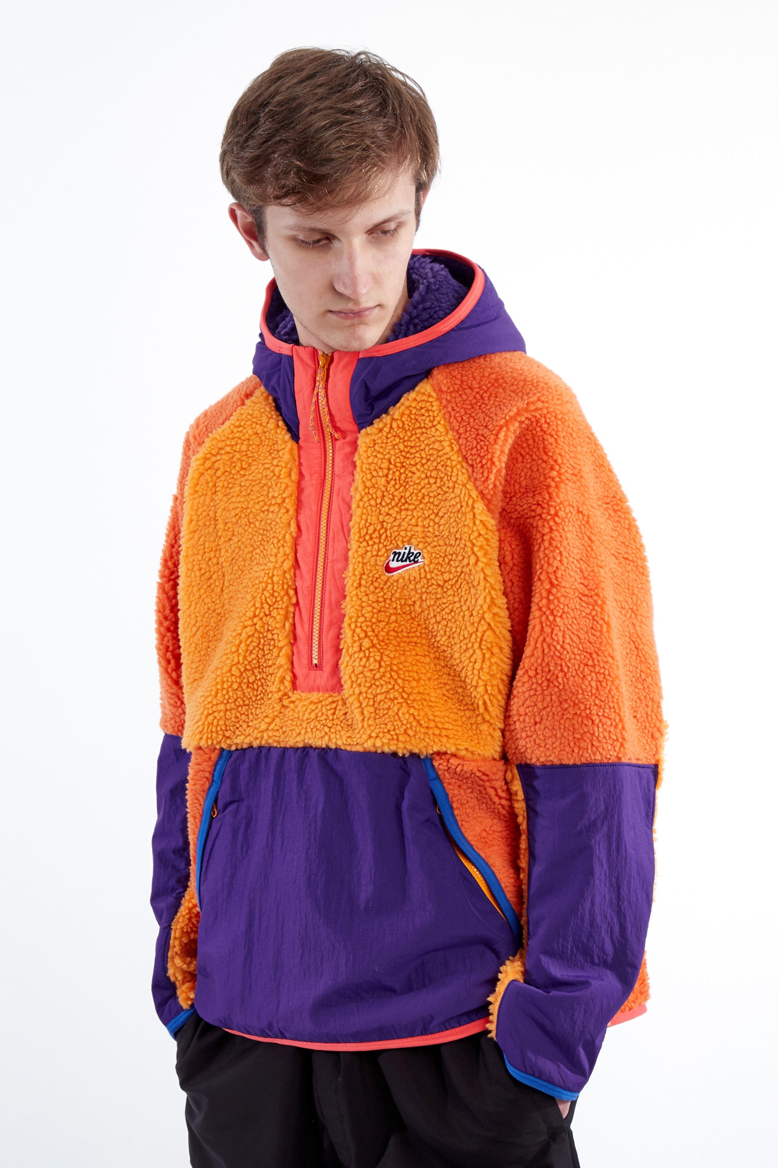 Nike Hoodie Fleece Streetwear Men Outfits Hoodie Outfit Men Nike Outfits