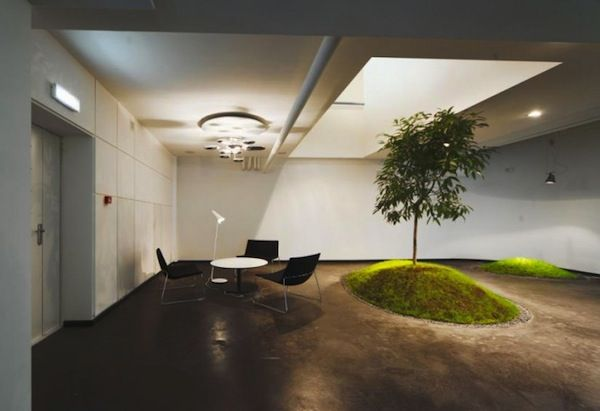 Las oficinas mas modernas del mundo impresionante for Oficinas enterprise