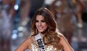 Kuvahaun tulos haulle Miss Universe 2015 Ariadna Gutierrez