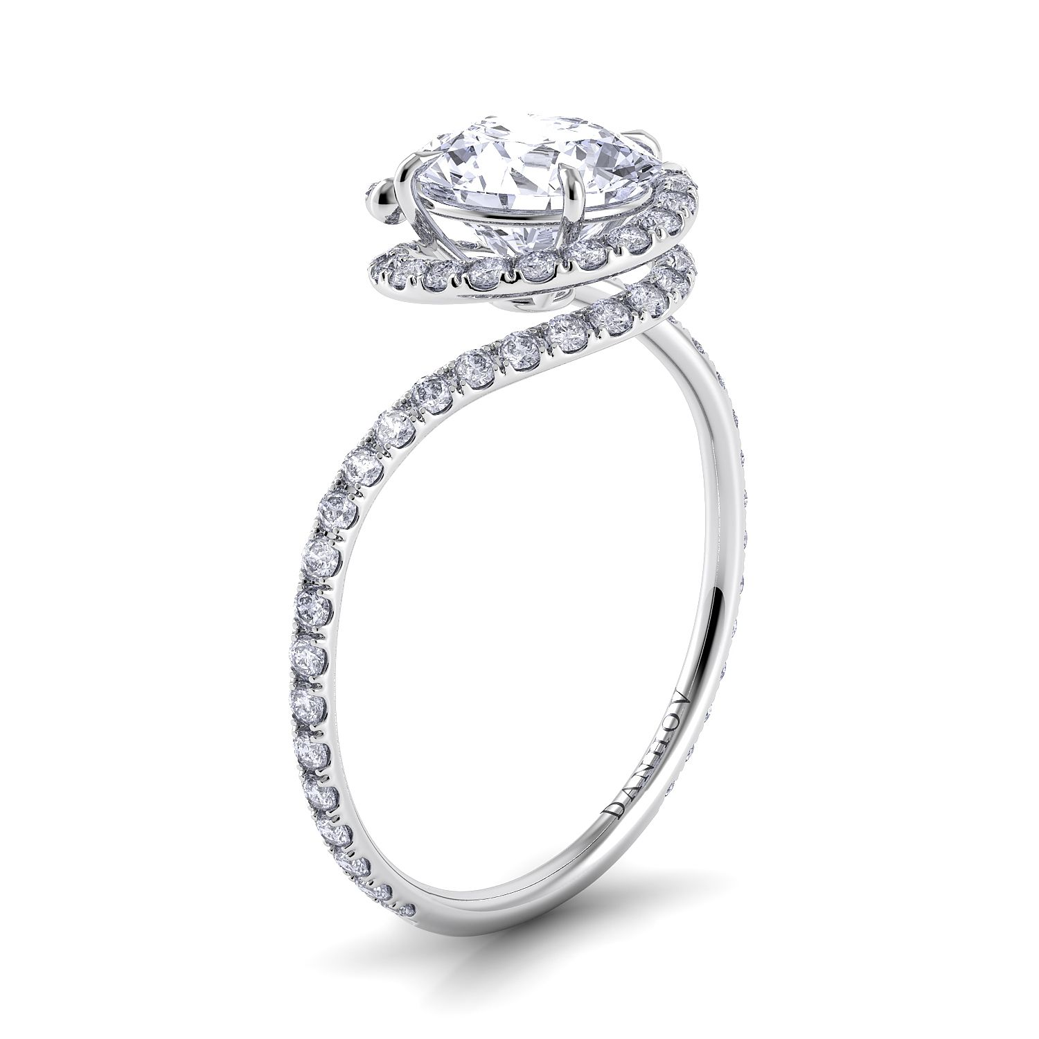 Looks like a good engagement ring whenever that happens for me
