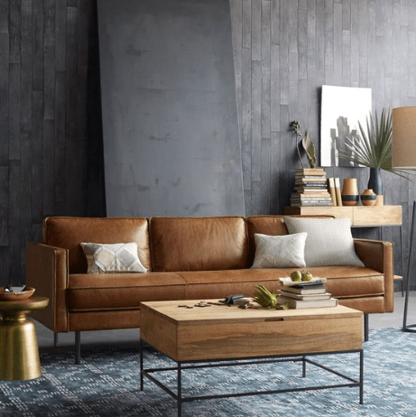 5 Couch Styles For Your Living Room From Boho To Industrial Living Room Furniture