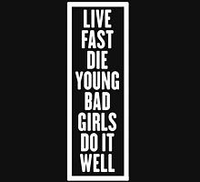 Live Fast Die Young Mia Gifts Merchandise Ya Cool Caption Die