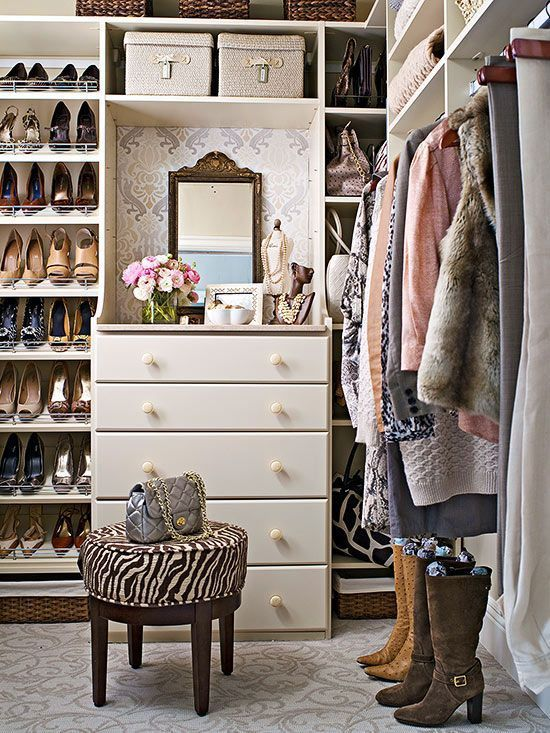 15 Closets That Put Carrie Bradshaw To Shame