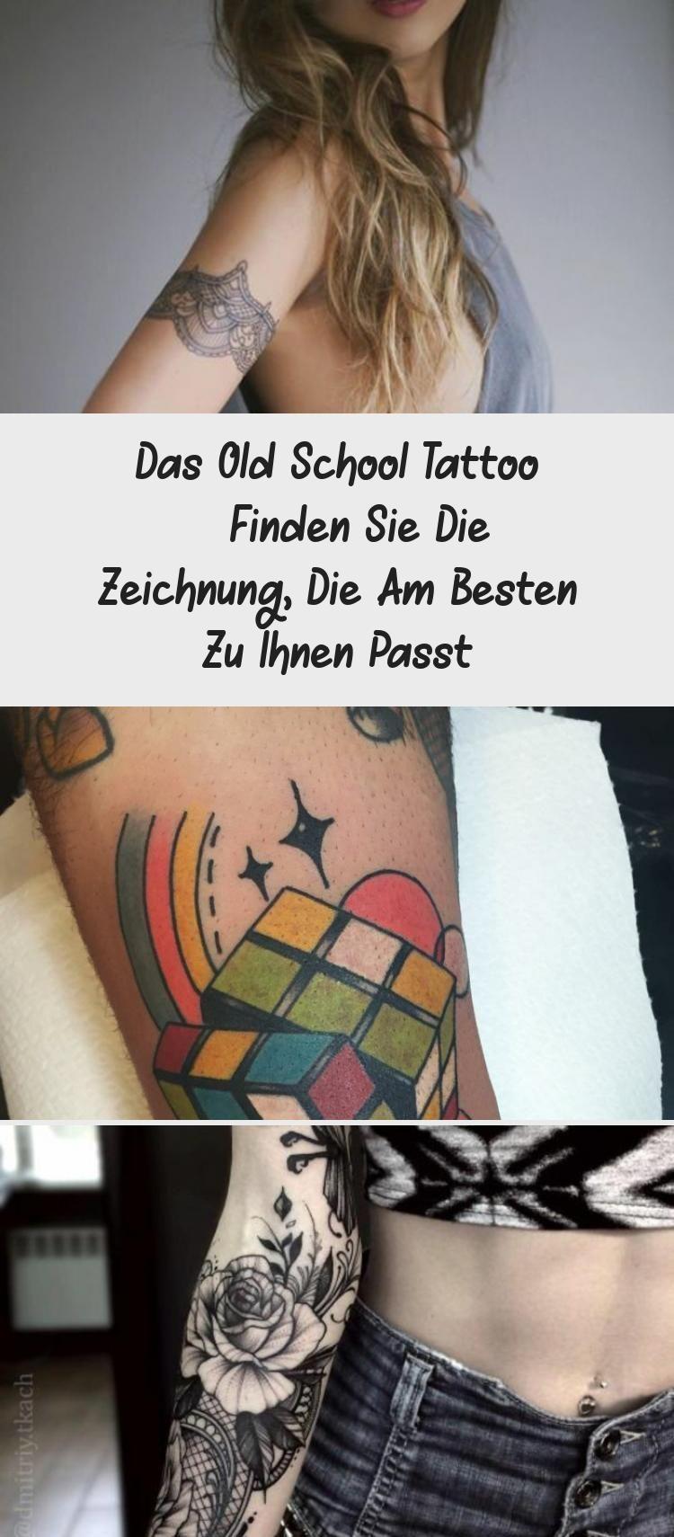 Das Old School Tattoo  Finden Sie die Zeichnung die am besten zu Ihnen passt tattoo designs ideas männer männer ideen old school quotes sketches