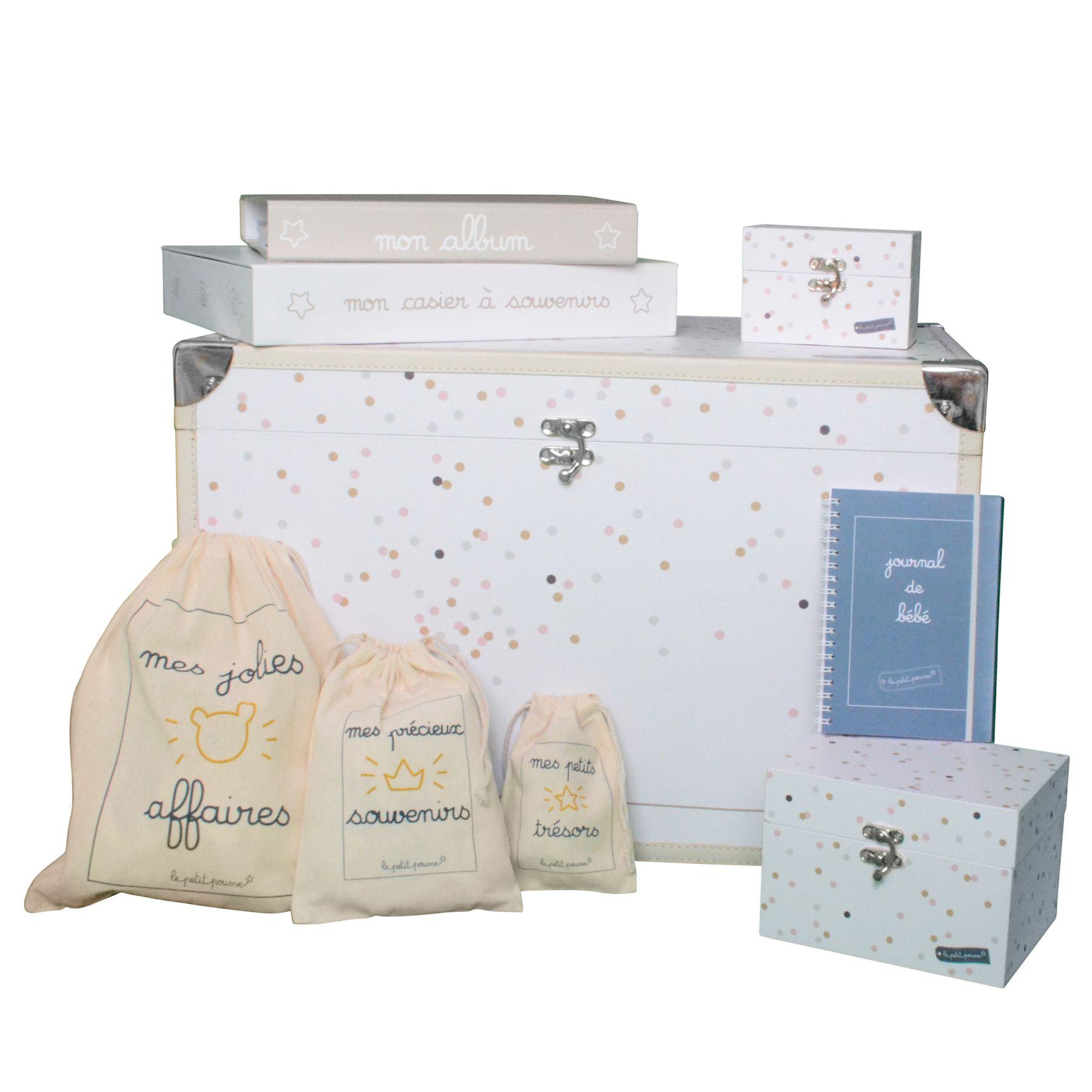 24b836cf0be7a Retrouvez nos 10 idées de  cadeaux pour combler bébé et ses parents lors d