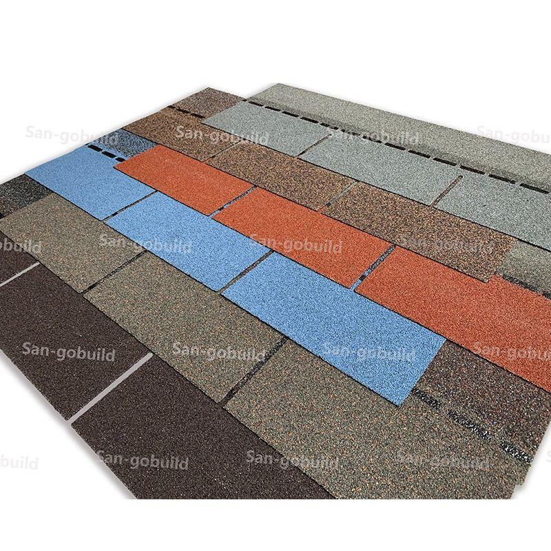 Sangobuild Asphalt Shingle Roofing Supplies Asphalt Shingles Underlayment