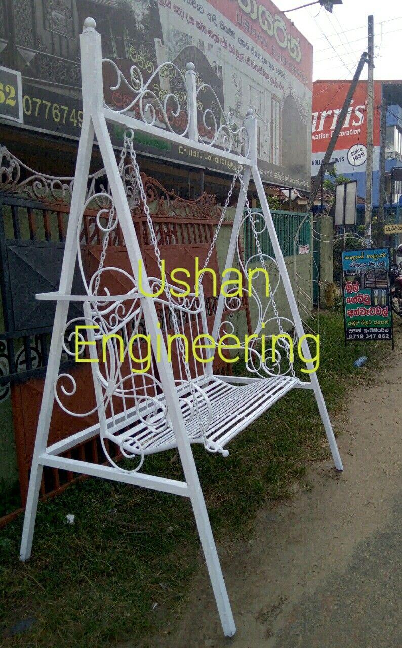 Garden Swing Steel Garden Swing Sri Lanka Metal