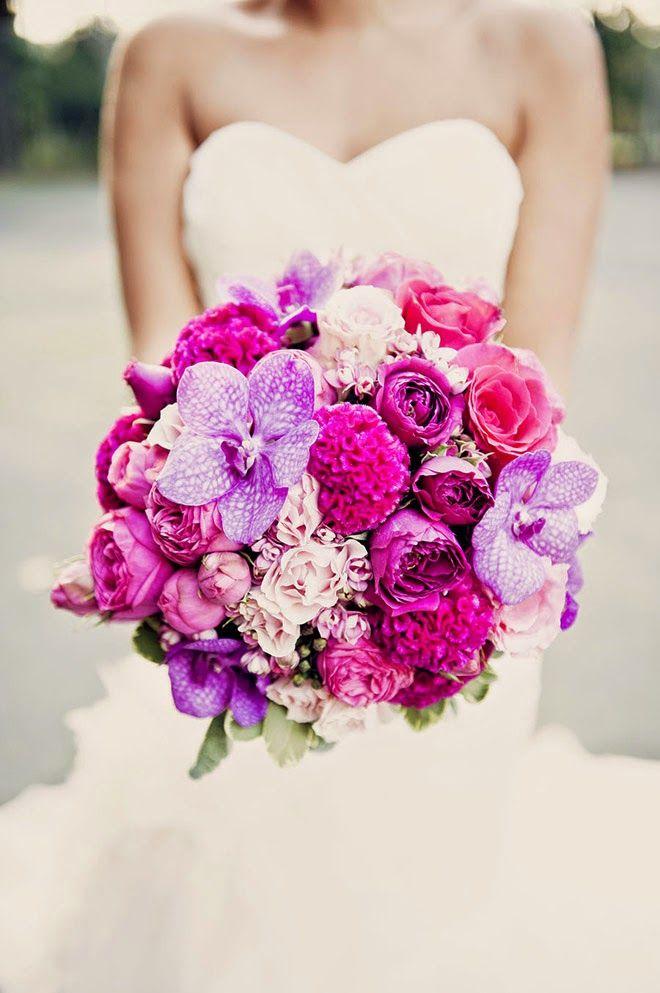 12 Stunning Wedding Bouquets - 29th Edition | Wedding, Wedding and ...