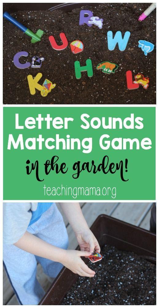 play letter garden - Letter Garden Game