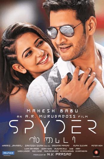 Spyder 2018 Hindi Dubbed 720p Hdtvrip X264 1 2gb Full Movies