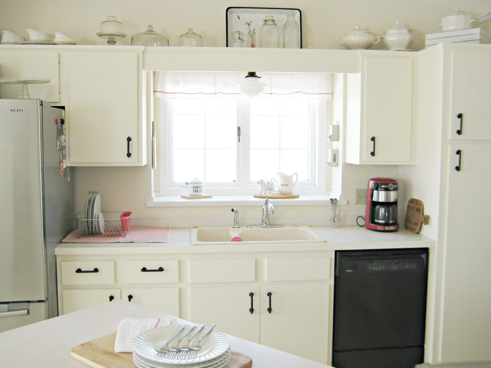 Kitchen. Your Special Light Over Kitchen Sink Decoration. Exciting ...