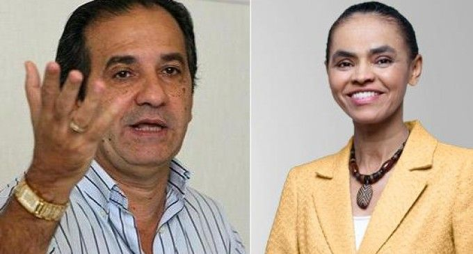 Marina Silva Gaycracia Ou Teocracia Do Malafaia Paulo Junior
