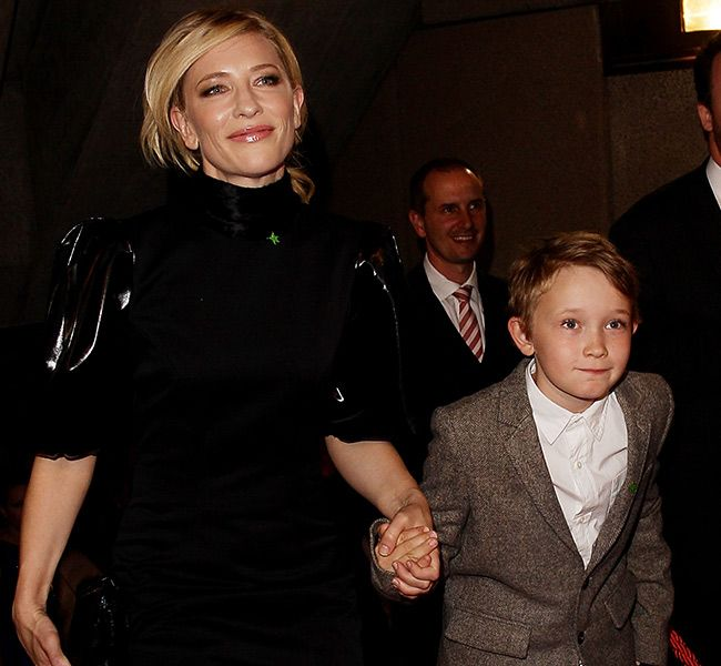 Cate Blanchett and husband Andrew Upton adopt baby girl