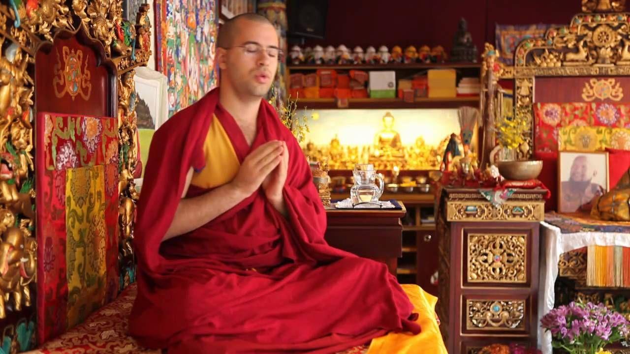 Lama Michel: Budismo - mudança e transformação