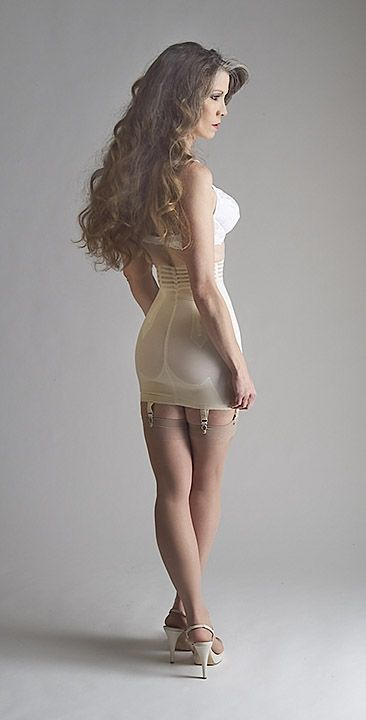 Girdles And High Heels