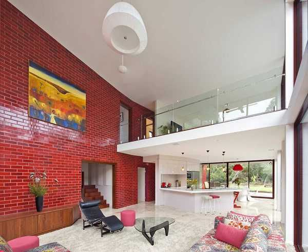 Superior 22 Modern Interior Design Ideas Blending Brick Walls With Stylish Home  Furnishings