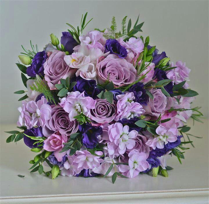 Pin by Patty Eckman on Flowers   Pinterest   Wedding, Purple wedding ...