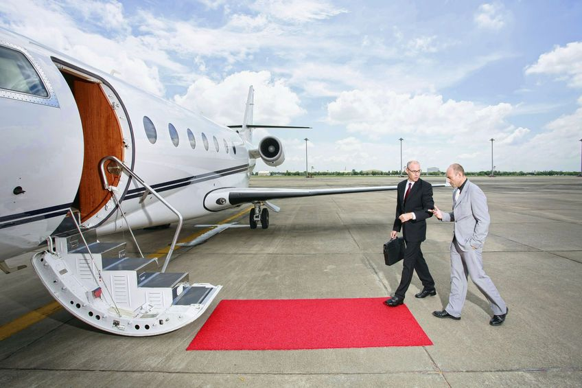 Private Jet Charter Flight From or To Toledo, OH Plane