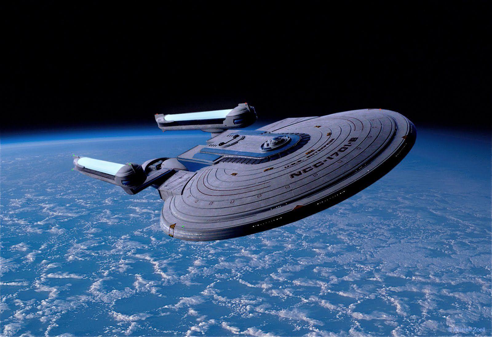 Uss enterprise ncc 1701 d galaxy class saucer separation r flickr - The Excelsior Class Enterprise Ncc 1701 B