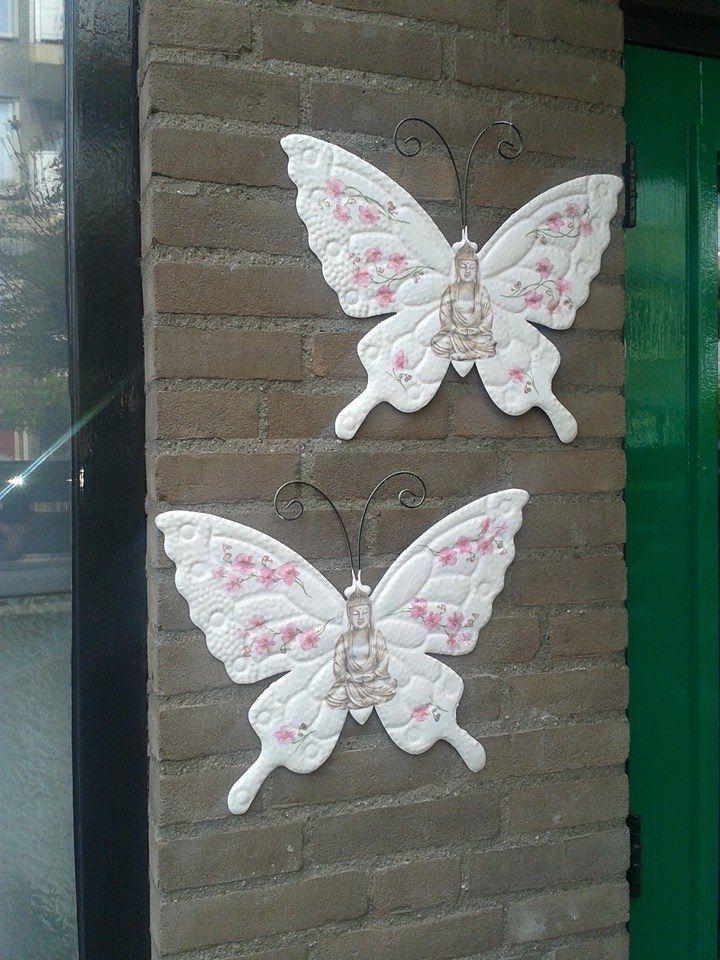 Pin Op Vlinders