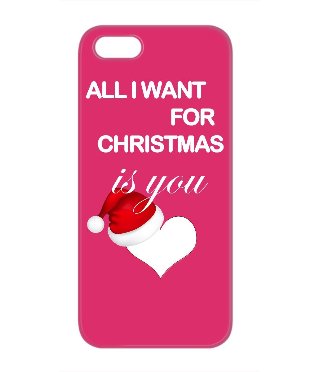Unique Christmas Gift Iphone 5/5s Case christmasgiftiphone5case