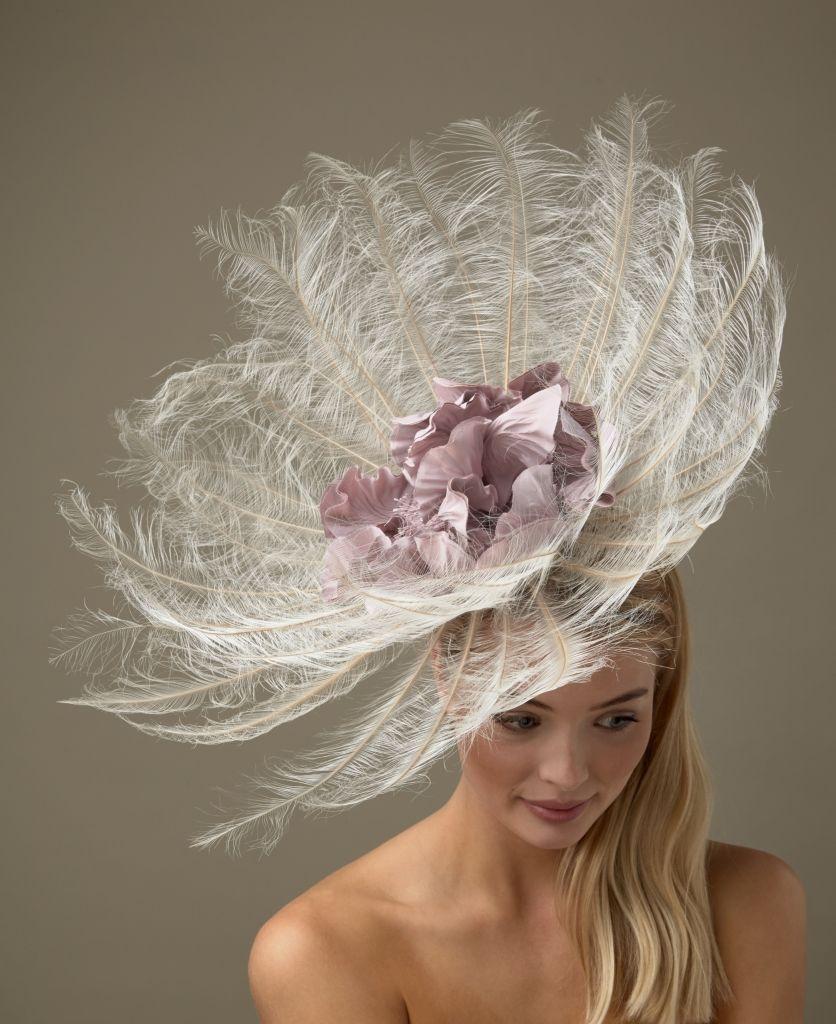 Margarita Fascinator - Hostie Hats