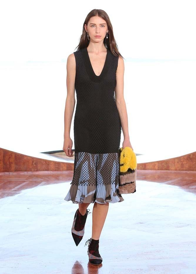 A look from Dior's 2016 Cruise Show