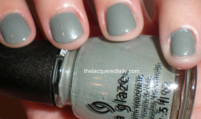 China Glaze Elephant Walk - Click through for review!