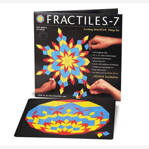 Magnetic Tiles Puzzle